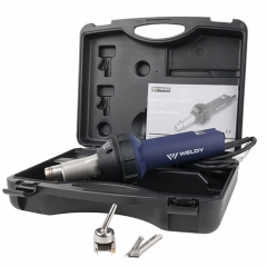 Energy HT1600D Digital Hot Blast Torch Heat Gun Hot Welder Pistol Tool Kit 1600W (Plastic Kit)
